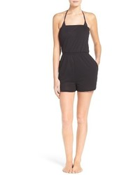 Leith Strapless Cover Up Romper