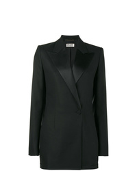 Saint Laurent Tuxedo Playsuit