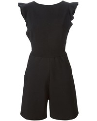 Valentino Cross Back Playsuit