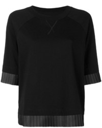 MM6 MAISON MARGIELA Pleated Trim Top