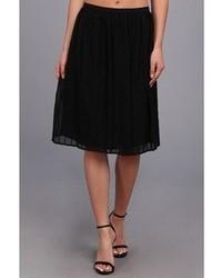 Chiffon Midi Skirt for Women | Lookastic for Women