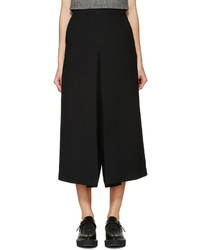 MCQ Alexander Ueen Black Pleated Trousers