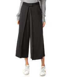 DKNY Pleated Culottes
