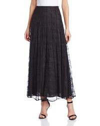 Lace maxi skirt medium 95202