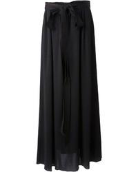 Lanvin Pleated Maxi Skirt