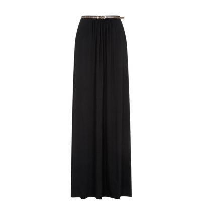 new look black belted maxi skirt where to buy how