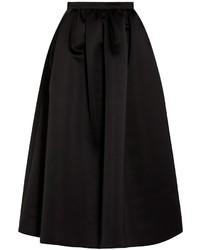 Emporio Armani Duchess Satin Full Skirt