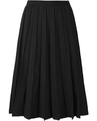 Marc Jacobs Pleated Midi Skirt
