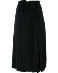 No.21 No21 Pleated Midi Skirt