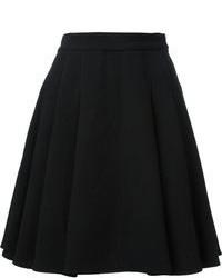 Ermanno Scervino Pleated Mini Skirt