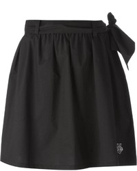 Love Moschino High Waist Pleated Skirt