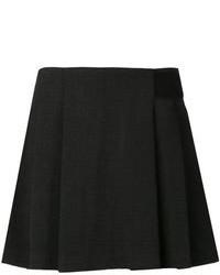 Pleated jersey skirt medium 73679
