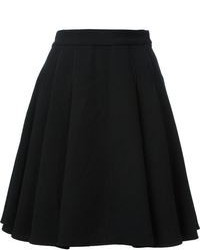 Pleated mini skirt medium 73677