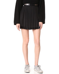 Pleated miniskirt medium 3728393
