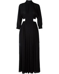 Fendi Cut Out Maxi Dress