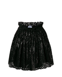MSGM Laser Cut Full Skirt