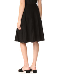 Salvatore Ferragamo Pleated Skirt