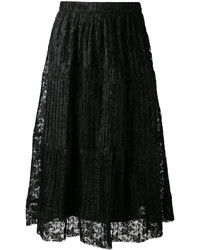 See by Chloe See By Chlo Pleated Skirt