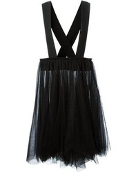 Comme des garons vintage 3 layer tulle skirt medium 98502