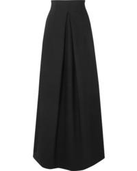 The Row Tessy Wool Blend Maxi Skirt