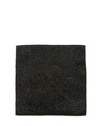 Emporio Armani Faux Ponyhair Pocket Square