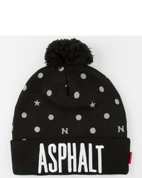 Ayc nyjah caution reflective pom beanie medium 185461