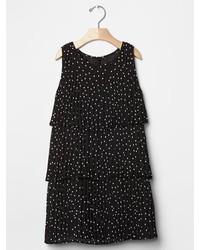 Gap Polka Dot Tier Dress