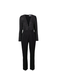 Givenchy Polka Dot Tailored Jumpsuit