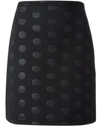 Sonia Rykiel Sonia By Polka Dot Skirt