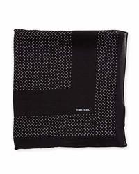 Small polka dot pocket square medium 843413