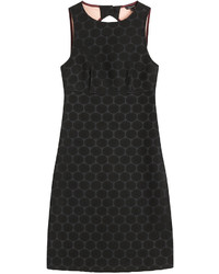 Shift dress with cut out back medium 528602
