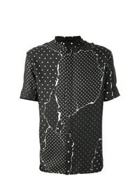 Haider Ackermann Polka Dot Shirt