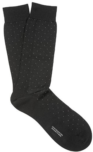 Discount Classic Cheap Sale Classic Gadsbury pin-dot cotton-blend socks Pantherella Safe Payment Free Shipping High Quality Free Shipping Huge Surprise TDCKSl