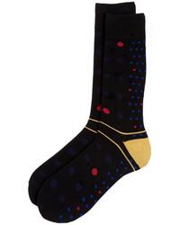 Florsheim Polka Dot Socks