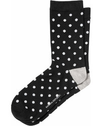 Banana Republic Polka Dot Trouser Sock