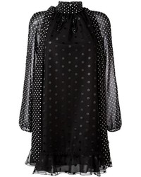 Giamba Polka Dot Loose Dress