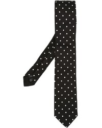 Polka dot jacquard tie medium 842679
