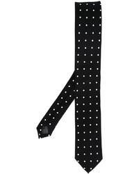 Polka dot print tie medium 842683