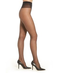 Adelle polka dot tights medium 3638853