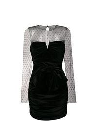 Redemption Velvet Mini Dress