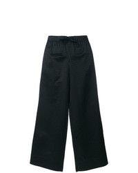 A.P.C. Polka Dot Wide Leg Trousers