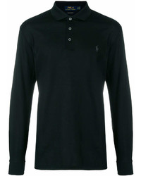 Black Polo Neck Sweater