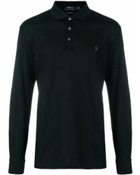 Black Polo Neck Sweater