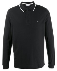Calvin Klein Ck Logo Polo Shirt