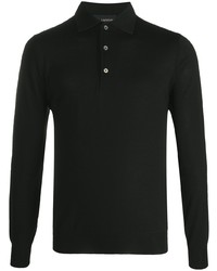 Lardini Knitted Polo Shirt