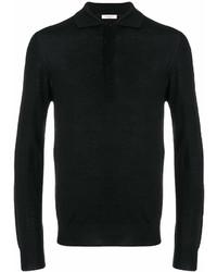 Paolo Pecora Long Sleeve Polo Shirt