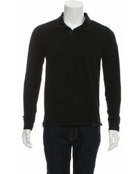 Belstaff Long Sleeve Polo Shirt