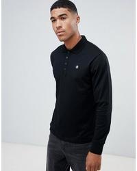 Diesel T Weet Ls Long Sleeve Logo Polo Shirt