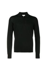 Brioni Zipped Front Polo Shirt