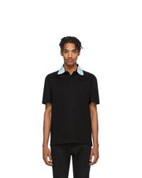 Lanvin Black Gros Polo